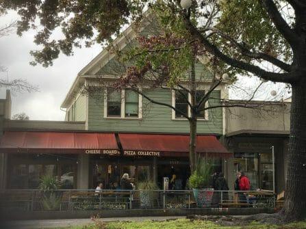 gourmet ghetto restaurants