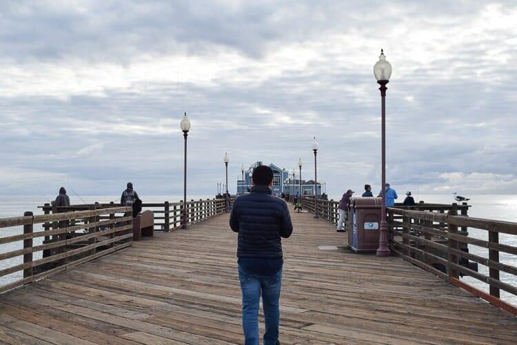 oceanside pier california