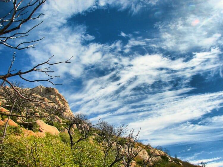 cuyamaca rancho state park california