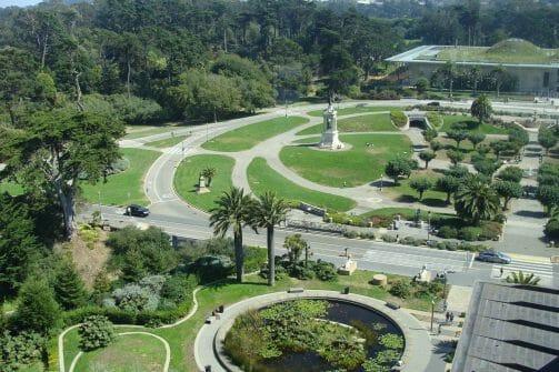 golden gate park tours