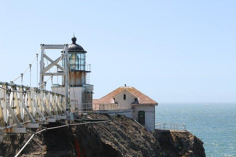 point bonita lighthouse marin