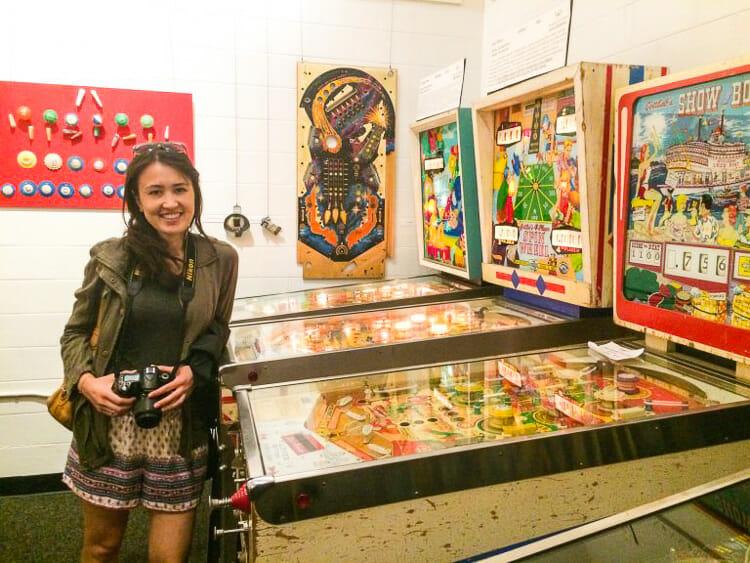 pacific pinball museum alameda