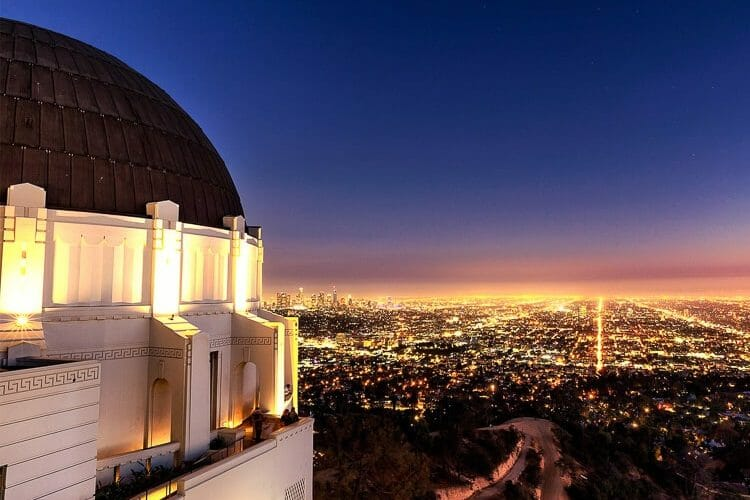 5 day los angeles itinerary