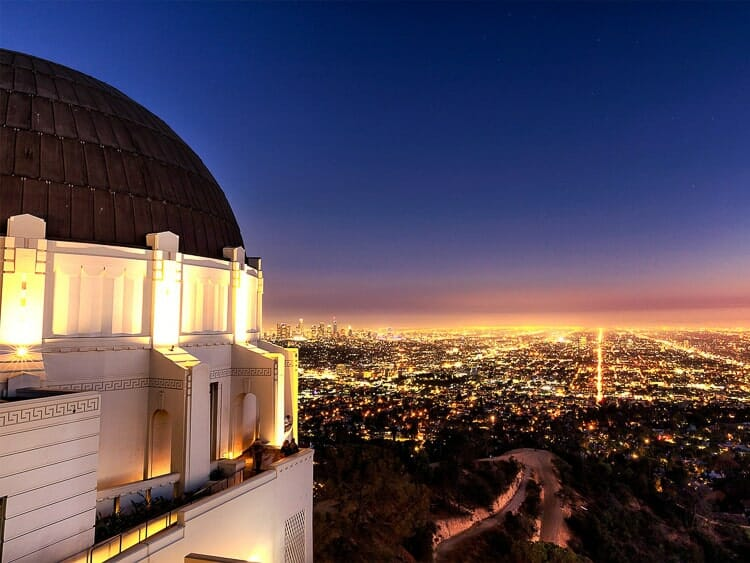 los angeles itinerary 5 days
