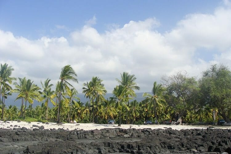 big island itinerary