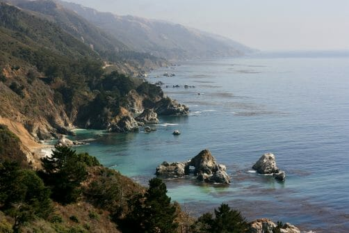 big sur day trip