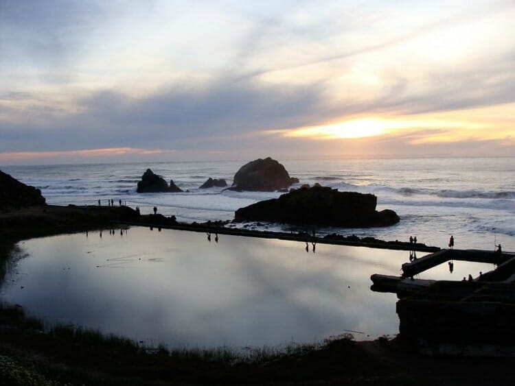 sutro baths san francisco california