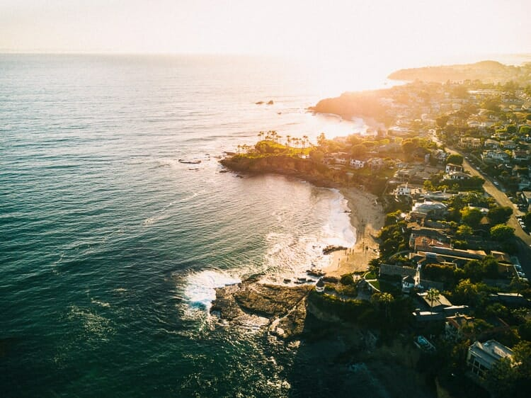 best beaches in orange county