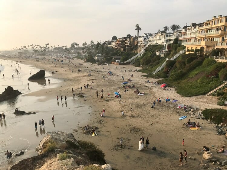 corona del mar california