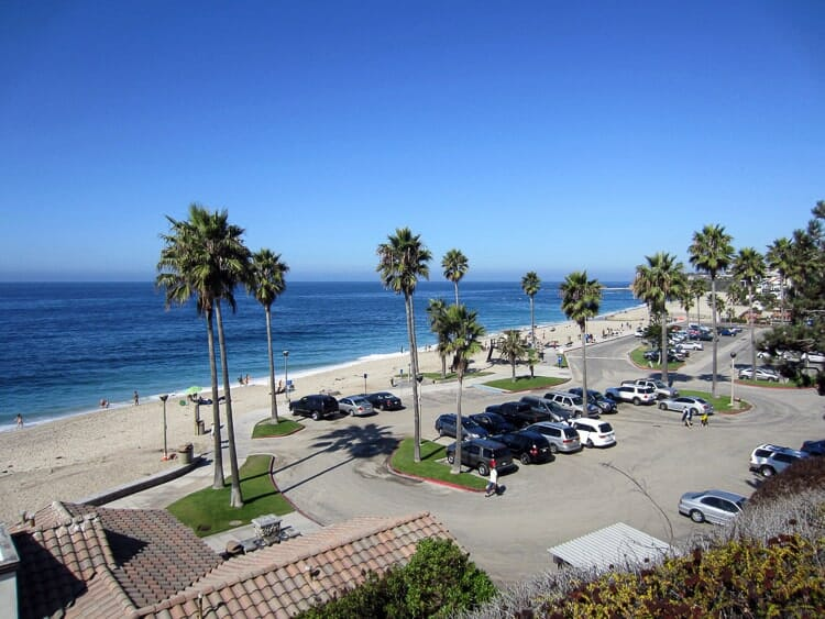 aliso beach laguna california