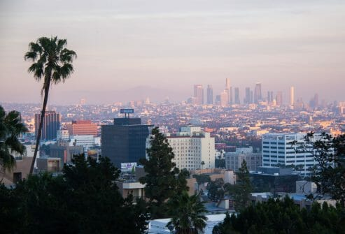 best places to stay in la