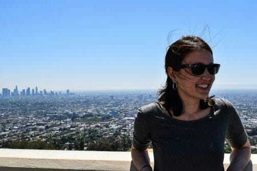 los angeles itinerary 2 days