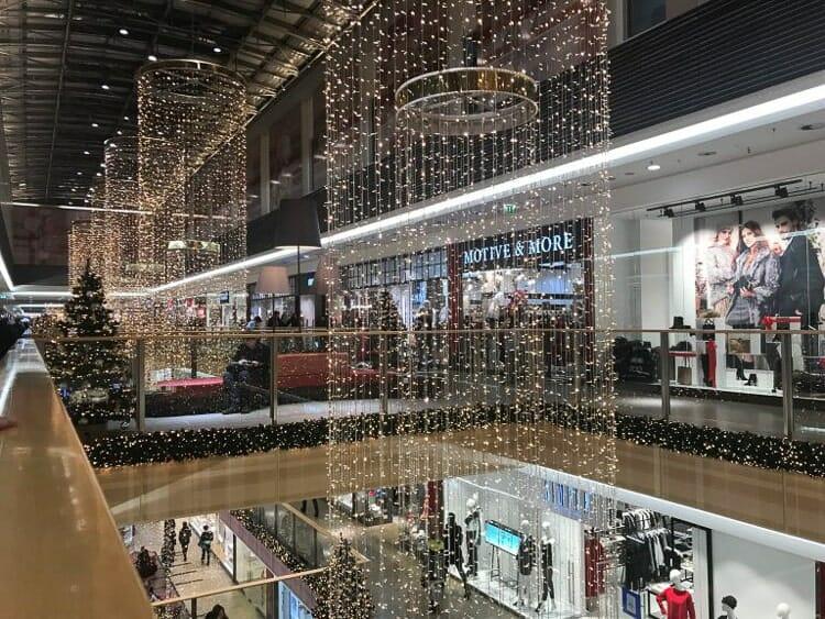 galeria krakowska krakow christmas