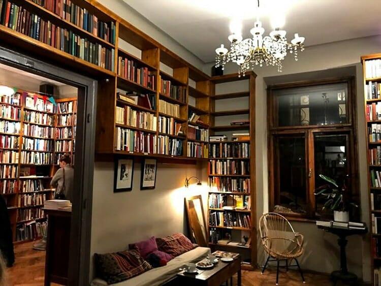 massolit books and cafe krakow