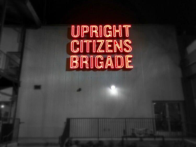 upright citizens brigade los angeles