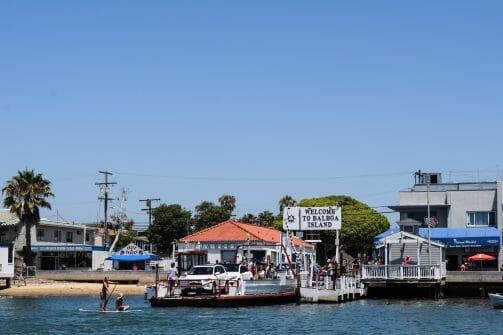 balboa island itinerary