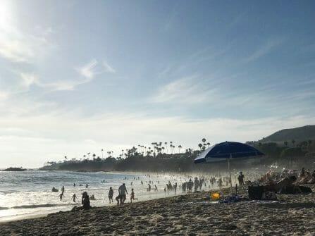 laguna beach itinerary