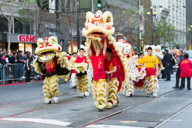 lunar new year celebrations in california