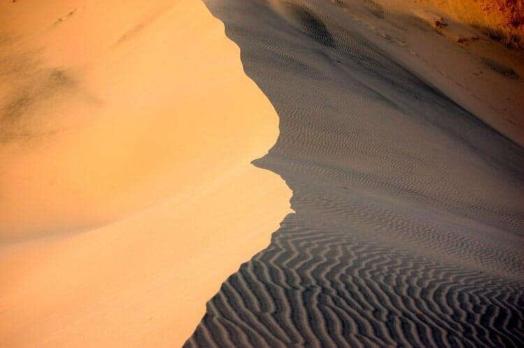 kelso dunes california