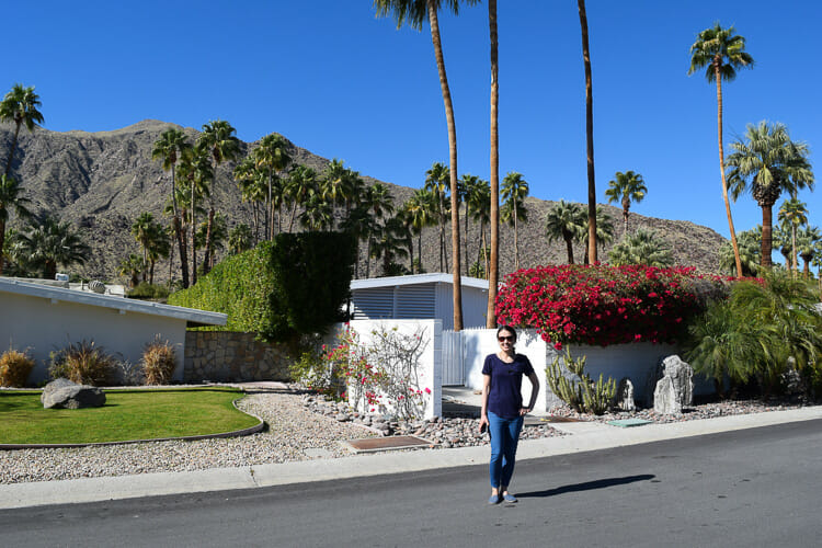 one day in palm springs