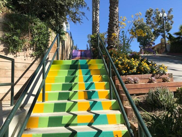 third street stairs