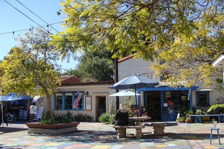 spanish village art center balboa park
