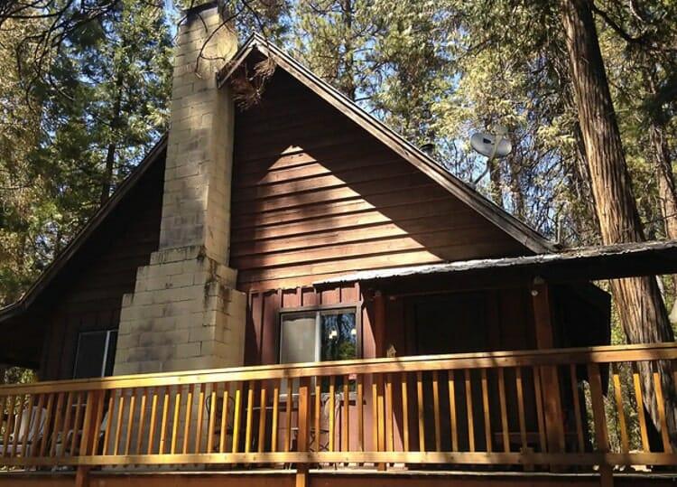 cedar valley cabin