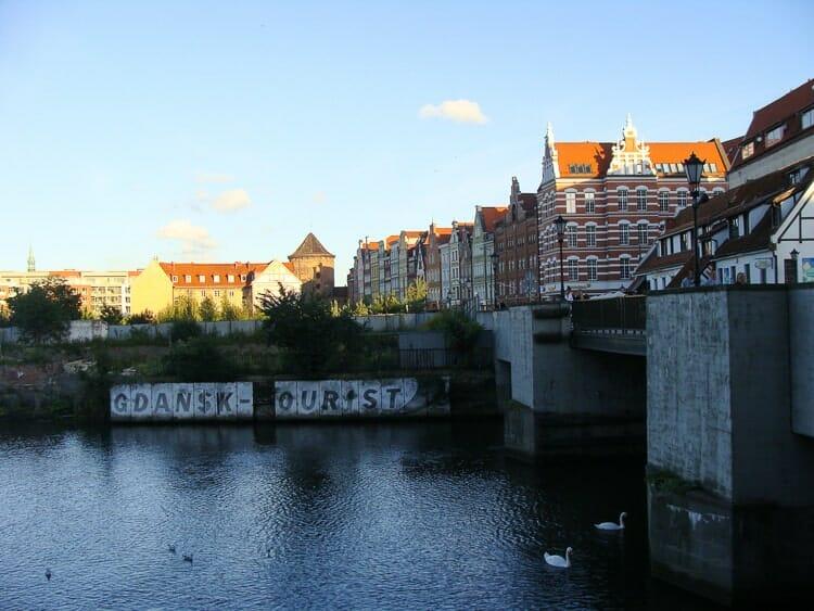 waterfront gdansk