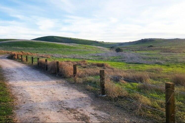 quail hill trailhead