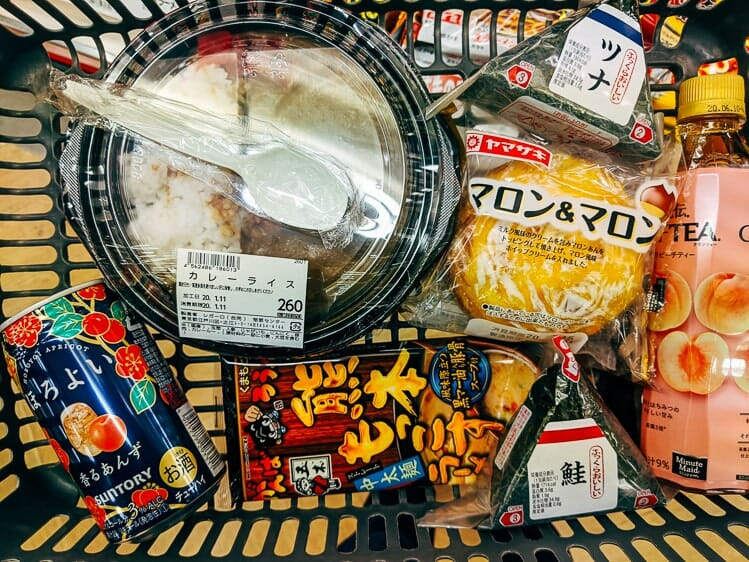tokyo central groceries