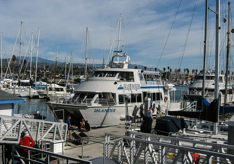 island packers channel islands
